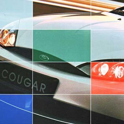 ford cougar farben