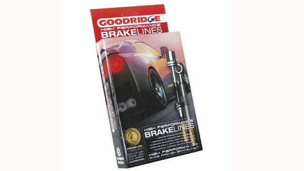 Goodrige Stahlflex Bremsleitungen