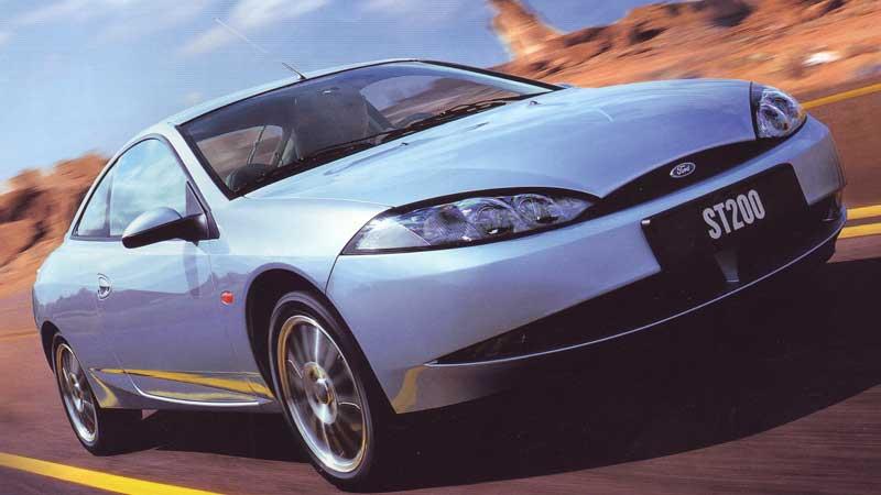 Cougar ST200