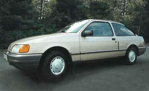 Ford Sierra 1.6 CL