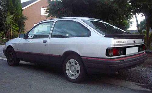 Ford Sierra 2.0 IS