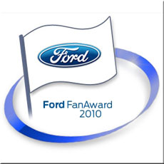 Ford FanAward 2010