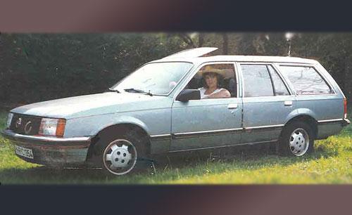 Opel Rekord 2.0 Kombi