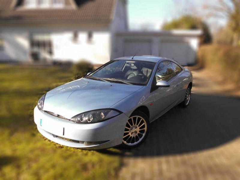 Ford Cougar ST200 3.2