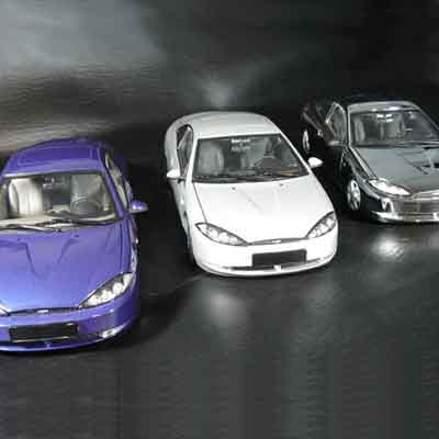 Ford Cougar Sammlung