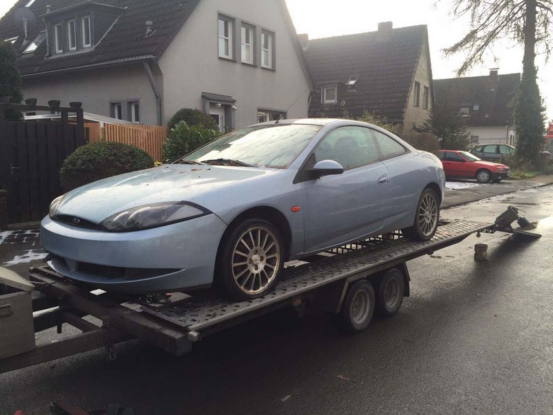 Ford Cougar ST200 3.1