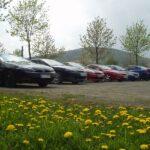 Fordtreffen in Borken (Hessen), 24.04.2005