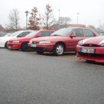 Ford Freunde Treffen in Neumünster, 11.12.2004