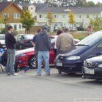 Fordboard Treffen in Neubrandenburg, 13.10.2004