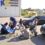 Fordboard Treffen in Neubrandenburg, 25.09.2005