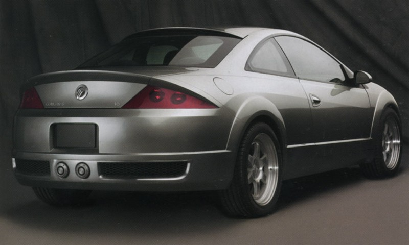 Mercury Cougar S Concept