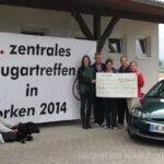 COUGARFEST 2014 in Borken (Hessen), 13.-15.06.2014
