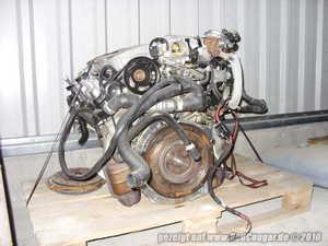 Ford Cougar Motorschaden